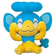 """Pokemon Banpresto Black White Plush Doll-12"""" Panpour"""