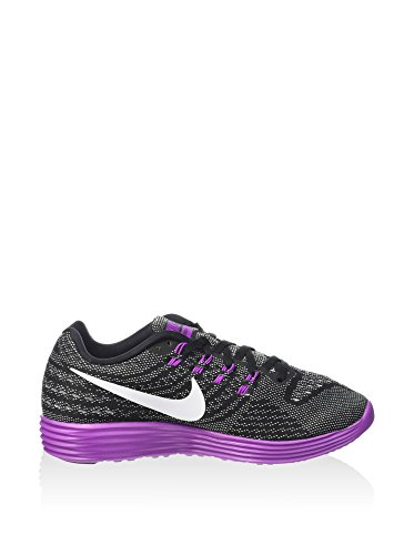 Nike Damen Wmns Lunartempo 2 Laufschuhe Blanco (White / White-Hyper Violet-Black)