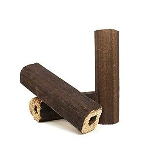 PALIGO PiniKay Holzbriketts Hartholz Buche Eiche Kamin Ofen Brenn Holz Heiz Brikett 10kg x 3 Gebinde 30kg/1 Karton HEIZFUXX®