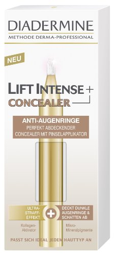 Diadermine Lift Intense + cache-cernes avec un pinceau applicateur, 4ml