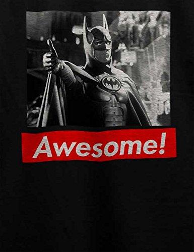 Awesome 11 T-Shirt Schwarz