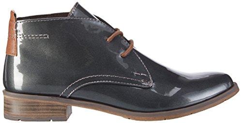 Marco Tozzi 25118, Desert Boots Femme Argent (PEWTER PAT.COM 913)