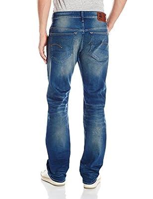G-Star Men's 3301 Loose Jeans