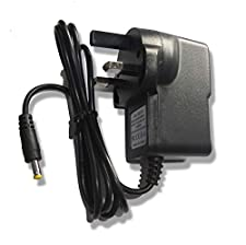 Gamers Gear Sega Mega Drive Megadrive 2 MDII 32X Game Gear Replacement Power Supply 3 Pin PSU