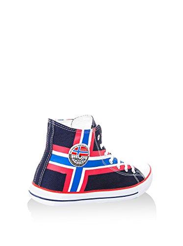 Nebulus Union, Sneaker donna Nero