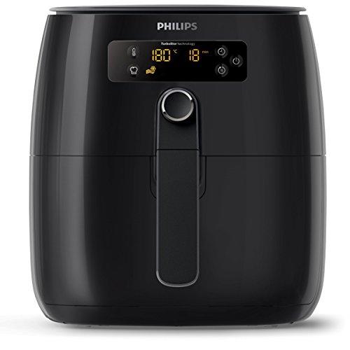 Philips Avance Collection hd9645/90–Fritteuse (Einzigartige, schwarz, Tasten, drehbar)