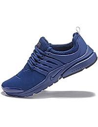 Wmns Nike Roshe due in Pelle UK 6.5 EUR 40.5 Nero Antracite Nuovo 844931 002