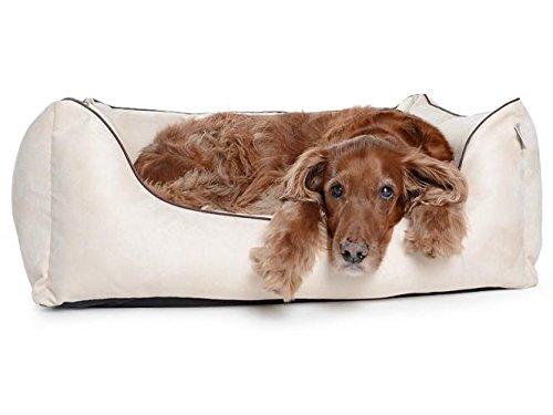 Cama perros, perro Sofá worldcollection antelina/Velour