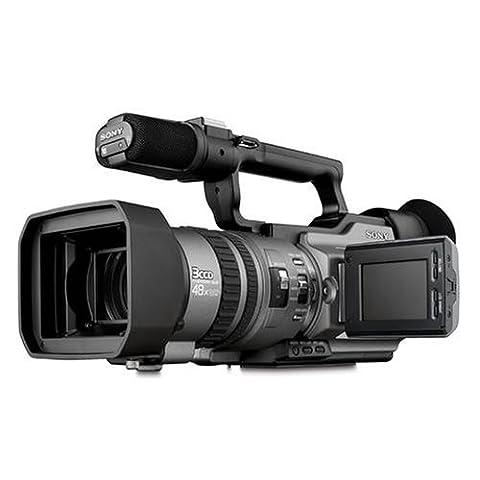 Sony Handycam DCR-VX2100E Caméscope zoom optique : 12 x Mini DV