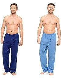 Pantalons de pyjama rayés (lot de 2) - Homme
