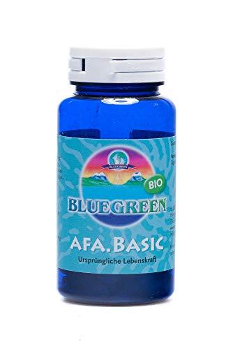 Bluegreen AFA Algen Basic - 120 Presslinge - Oregon Lager