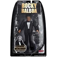 Jakks Pacific Best of Rocky Series 2 Action Figure Larry Merchant (Boxing Commentator from Rocky Balboa) by Rocky