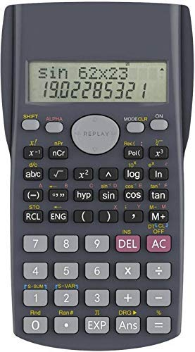 Buy higadget Calculator with Dual Line Display 12 Digit, Scientific Calculator online in India at discounted price