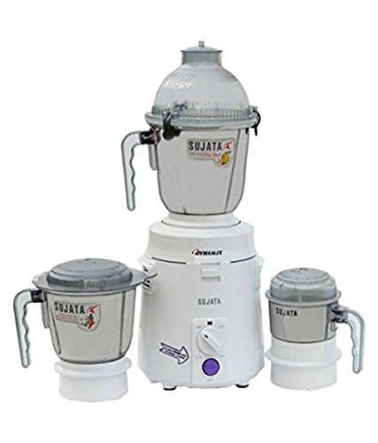 Sujata Dynamix 810-watt Three Jar Mixer