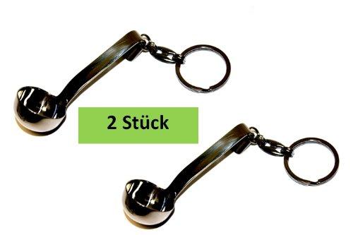 Schlüsselanhänger Schöpfkelle - 2 Stück