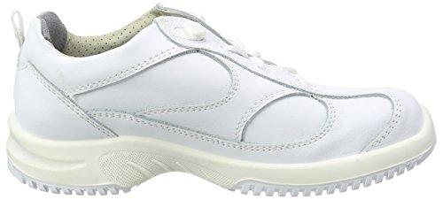 Chaussures De Sécurité Proteq Uni6 1750/2 Chaussure Cuisine S2 Bouchon En Acier Approprié, Scarpe Antinfortunistiche Unisexe - Adulto Bianco (bianco)