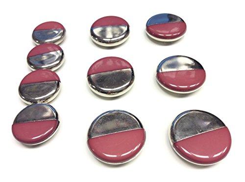Zoom IMG-2 de liguoro set 10 bottoni