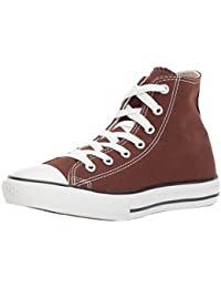 Converse CT All Star Special HI Chocolate Infants Trainers, color marrón, talla 26
