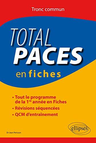 Total PACES en Fiches Tronc Commun