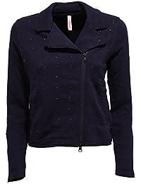 Felpe Maglioni Donna Cardigan amp; Sun 68 Abbigliamento it Amazon wqOnYzCx
