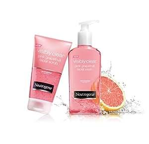 Buy Neutrogena visibly clear pink grapefruit (Facewash ...