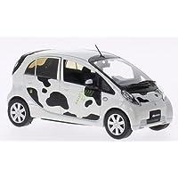 Mitsubishi i-MiEV, RHD, Moo Moo edición, 2012, Modelo de Auto, J-Colección 1:43