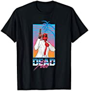 Marvel Deadpool Tropical 90s T-Shirt
