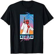 Marvel Deadpool Tropical 90s T-Shirt