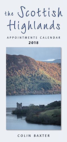 the-scottish-highlands-appointments-2018-calendar
