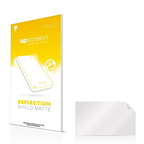 upscreen Reflection Shield Matte Bildschirmschutz Schutzfolie für Asus Zenbook UX305 (matt - entspiegelt, hoher Kratzschutz)
