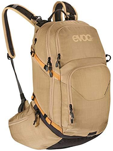 EVOC Sports GmbH Explorer PRO 26l Technischer Tourenrucksack, Heather Gold, one (Explorer Sport)