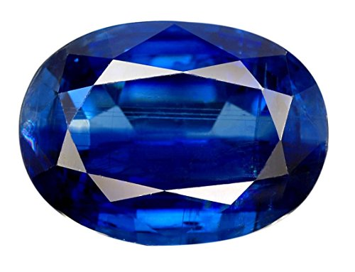 Neelam Stone Original Certified Natural Blue Sapphire Gemstone 7.25 Ratti