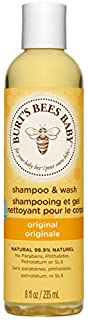 Burt's Bees Baby Shampoo And Wash, Natural, Tear Free Baby Wash,Original, 235 ml (B000GVTCSO) | Amazon price tracker / tracking, Amazon price history charts, Amazon price watches, Amazon price drop alerts