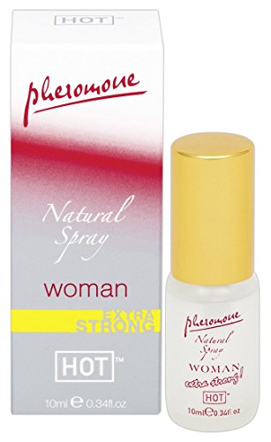 HOT Pheromone Natural Spray woman - extra strong, 10 ml
