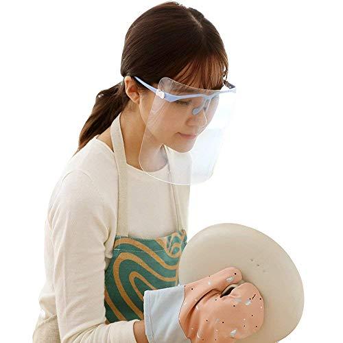 Cocinar antifongo máscaras protección contra cara