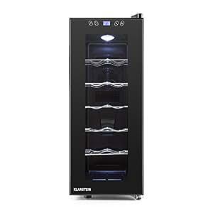 Klarstein Vinamora Wine Cooler Refrigerator Fridge