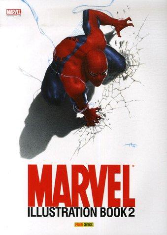 Marvel Illustration Book : Tome 2