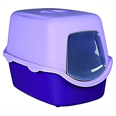 Trixie Vico Cat Litter Tray with Dome,,