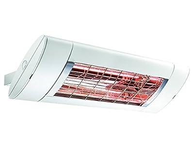 Solamagic Infrarotstrahler SM-S1-2000-W m.Kippschalter, Farbe: Weiß, Maße: 520x200x90mm von Etherma - Heizstrahler Onlineshop