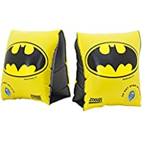 Zoggs Kids' DC Super Heroes Swimming Armbands, 1-6 Years