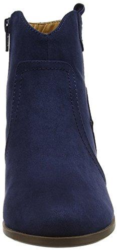 Dorothy Perkins Damen Madds Boho Praire Chelsea Boots Blue (Blue)