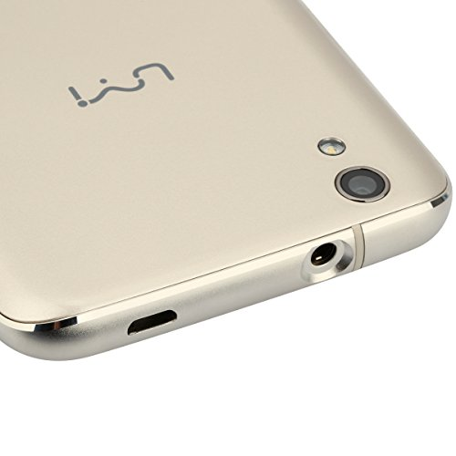 UMI London - Smartphone M  vil Libre 3G Android 6 0  1 3GHz  5 0  Pantalla  Dual Sim  Quad Core  8Gb Rom  1Gb Ram  8Mp  WIFI Bluetooth GPS  Sensor de