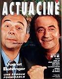 actua cine no 108 du 01 08 1991 jugnot et bohringer une epoque formidable pitres ou avant gardistes quel public etes vous beineix et la fete du cinema