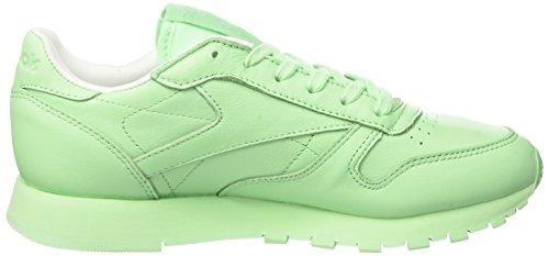 Reebok Damen X Spirit Classic Leather Sneakers Grün (Mint Green/white)