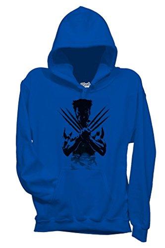 Sweatshirt Wolverine - FILM by Mush Dress Your Style - (Kapuzenpullover Wolverine)