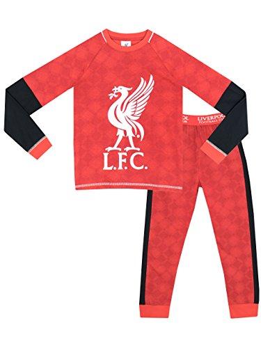 Liverpool F.C. Liverpool FC Boys Liverpool Football Club Pyjamas Age 9 to 10 Years