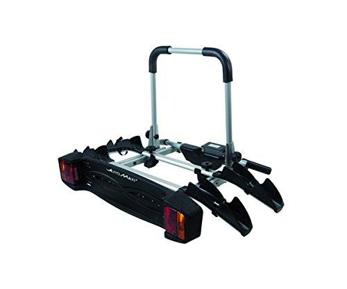 Fahrradträger für 2Fahrräder auf Trailer Kupplung/Schutzhülle zum Aufstecken