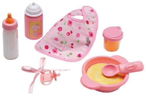 Imagen principal de Corolle V9534 - Juego de accesorios para la hora de la comida para muñecos (6 unidades) [importado de Alemania]