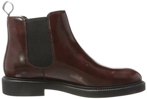Vagabond Damen Alex W Chelsea Boots Violett (Bordo)