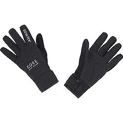 GORE BIKE Wear Guantes Térmicos de Mujer para ciclismo, GORE-TEX, UNIVERSAL LADY Thermo Gloves, Talla 6, Negro, GCOUNP990004
